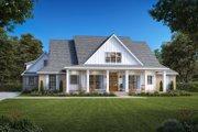 Farmhouse Style House Plan - 4 Beds 3.5 Baths 3449 Sq/Ft Plan #1074-51