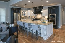 Traditional Interior - Kitchen Plan #929-924