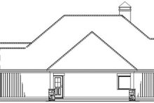 Country Exterior - Other Elevation Plan #17-3375