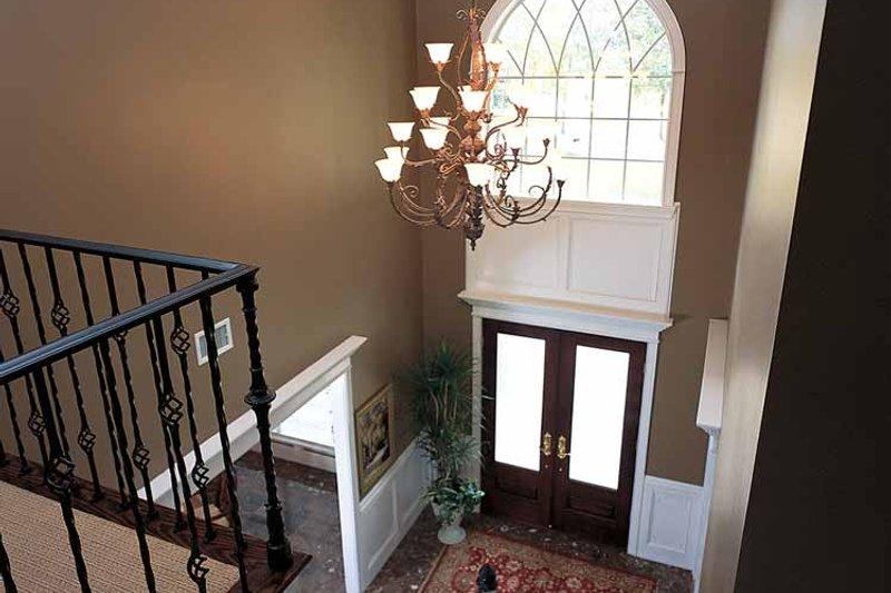 Classical Interior - Entry Plan #37-259 - Houseplans.com
