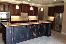 Traditional Interior - Kitchen Plan #437-73