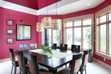 Prairie Interior - Dining Room Plan #928-62