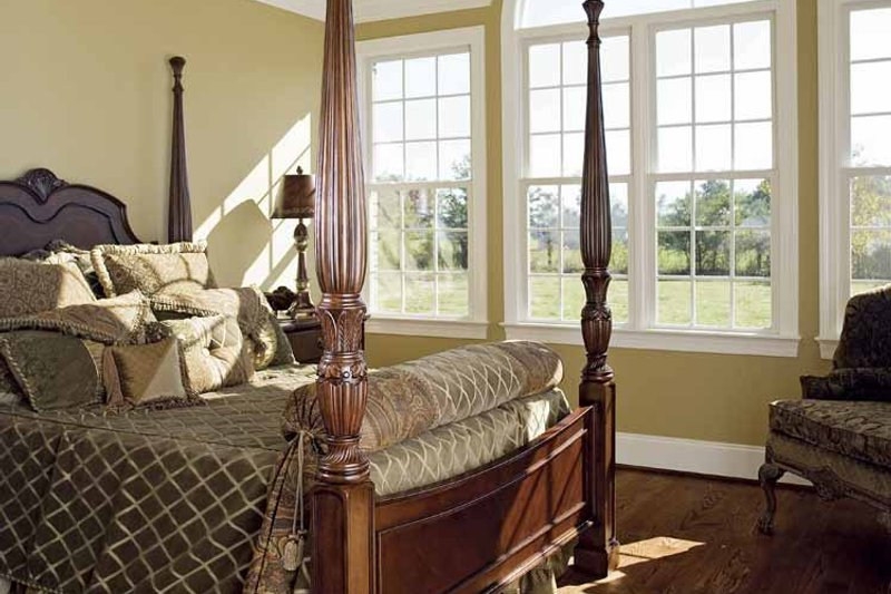 Country Interior - Master Bedroom Plan #929-657 - Houseplans.com