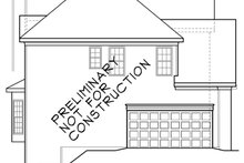Traditional Exterior - Other Elevation Plan #927-230