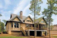 Craftsman Exterior - Rear Elevation Plan #929-407