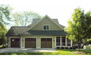 Traditional Style House Plan - 3 Beds 2.5 Baths 2878 Sq/Ft Plan #928-107 Floor Plan - Other Floor