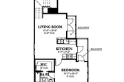 Country Style House Plan - 4 Beds 4.5 Baths 3327 Sq/Ft Plan #1058-149 Exterior - Other Elevation