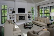 Country Style House Plan - 4 Beds 3.5 Baths 3086 Sq/Ft Plan #901-1