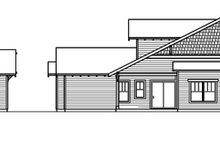 Dream House Plan - Craftsman Exterior - Other Elevation Plan #124-611