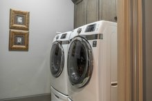 Craftsman Interior - Laundry Plan #17-3391
