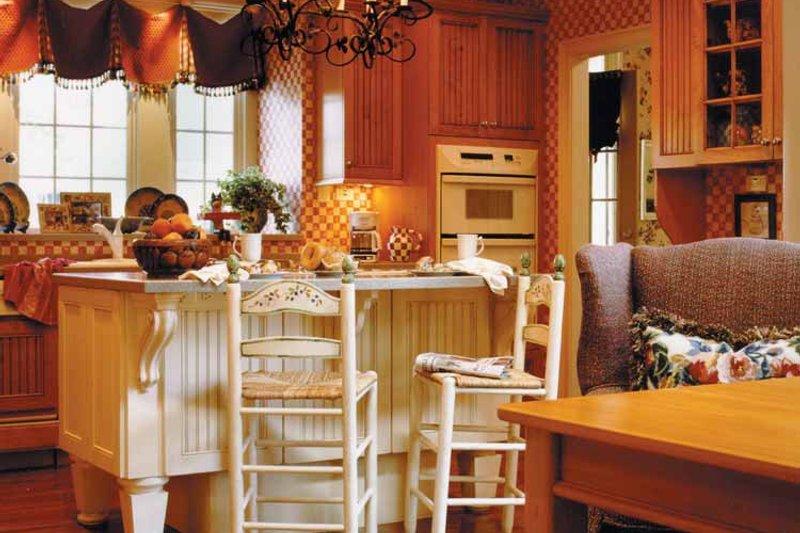 Classical Interior - Kitchen Plan #429-248 - Houseplans.com