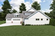 Farmhouse Style House Plan - 4 Beds 2.5 Baths 3828 Sq/Ft Plan #1070-119 Exterior - Other Elevation