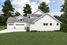 Home Plan - Farmhouse Exterior - Other Elevation Plan #1070-119
