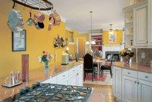 House Design - Classical Interior - Kitchen Plan #927-60