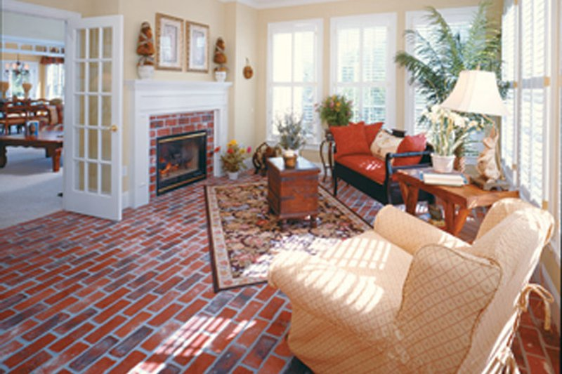 Traditional Interior - Other Plan #927-598 - Houseplans.com