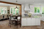 Craftsman Style House Plan - 4 Beds 5.5 Baths 5269 Sq/Ft Plan #928-259 Interior - Kitchen