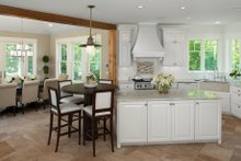 Craftsman Interior - Kitchen Plan #928-259
