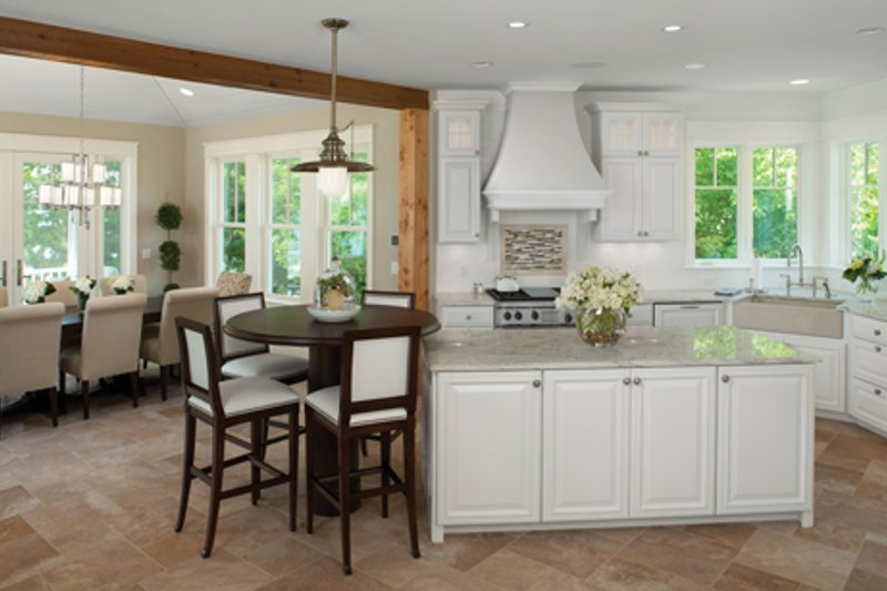 Craftsman Interior - Kitchen Plan #928-259 - Houseplans.com