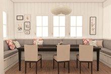 modern farmhouse dining design