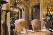 Mediterranean Style House Plan - 4 Beds 5.5 Baths 6524 Sq/Ft Plan #930-325 Interior - Dining Room