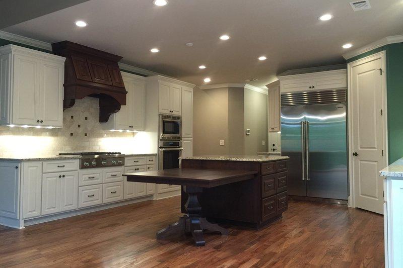 European Interior - Kitchen Plan #437-63 - Houseplans.com