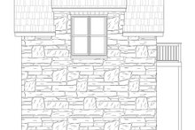 House Plan Design - Country Exterior - Other Elevation Plan #932-302