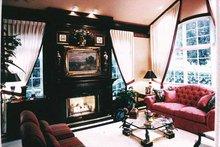 Mediterranean Interior - Family Room Plan #47-875