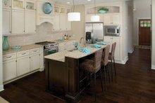 Traditional Interior - Kitchen Plan #928-111