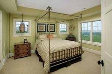 House Design - Classical Interior - Bedroom Plan #928-55