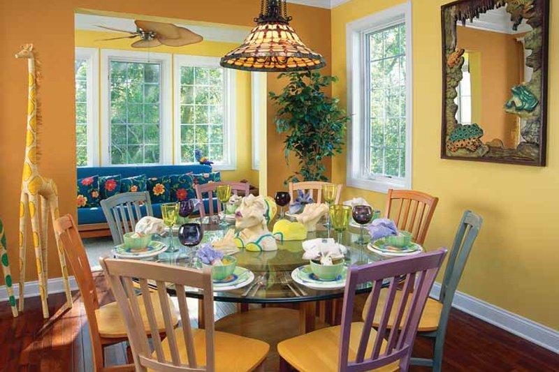 Traditional Interior - Dining Room Plan #930-121 - Houseplans.com