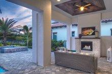 House Plan Design - Mediterranean Exterior - Other Elevation Plan #930-444