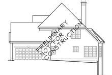 House Design - Mediterranean Exterior - Other Elevation Plan #927-312