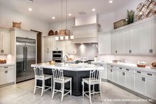 Home Plan - Mediterranean Interior - Kitchen Plan #930-473