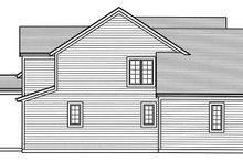 Country Exterior - Other Elevation Plan #46-867