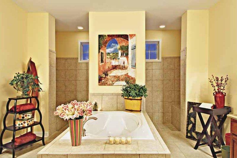 Classical Interior - Master Bathroom Plan #930-372 - Houseplans.com