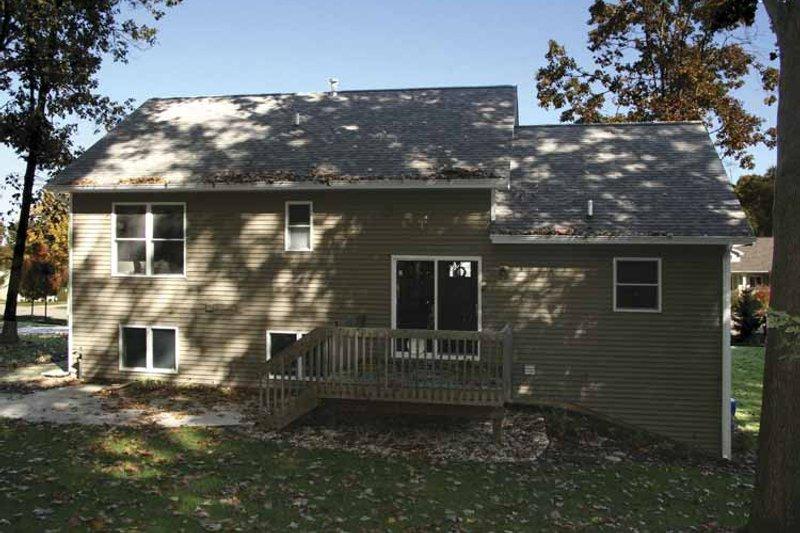Craftsman Exterior - Rear Elevation Plan #928-148 - Houseplans.com