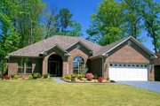 Contemporary Style House Plan - 3 Beds 2 Baths 2133 Sq/Ft Plan #17-149 Photo