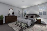 Craftsman Style House Plan - 4 Beds 2.5 Baths 2399 Sq/Ft Plan #1060-52 Interior - Master Bedroom