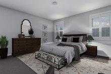 Architectural House Design - Craftsman Interior - Master Bedroom Plan #1060-52