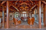 Craftsman Style House Plan - 3 Beds 2.5 Baths 3780 Sq/Ft Plan #132-207 Interior - Family Room