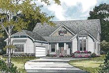 Home Plan - Craftsman Exterior - Front Elevation Plan #453-216