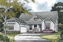 Home Plan - Craftsman Exterior - Front Elevation Plan #453-216