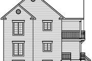 European Style House Plan - 2 Beds 1 Baths 3054 Sq/Ft Plan #23-773