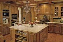 Victorian Interior - Kitchen Plan #132-255
