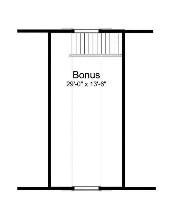 Home Plan - Traditional Floor Plan - Other Floor Plan #928-262