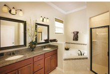 Country Interior - Master Bathroom Plan #938-11
