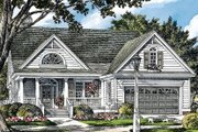 Ranch Style House Plan - 3 Beds 2.5 Baths 2034 Sq/Ft Plan #929-991
