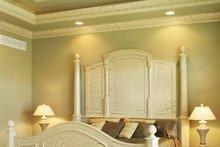Home Plan - Mediterranean Interior - Master Bedroom Plan #70-1399