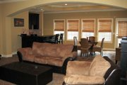 Country Style House Plan - 4 Beds 3.5 Baths 2005 Sq/Ft Plan #437-42 Photo