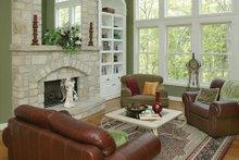Dream House Plan - Country Photo Plan #57-337